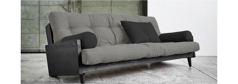 Dansk producerede futon sovesofaer - kæmpeudvalg.