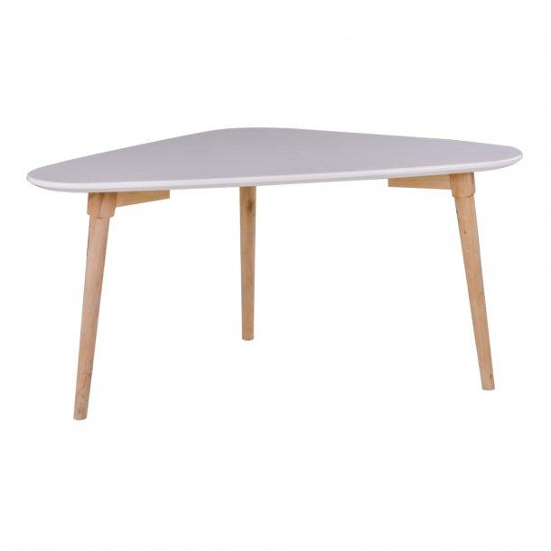 Dusty - trekantet sofabord 48 x 85 cm