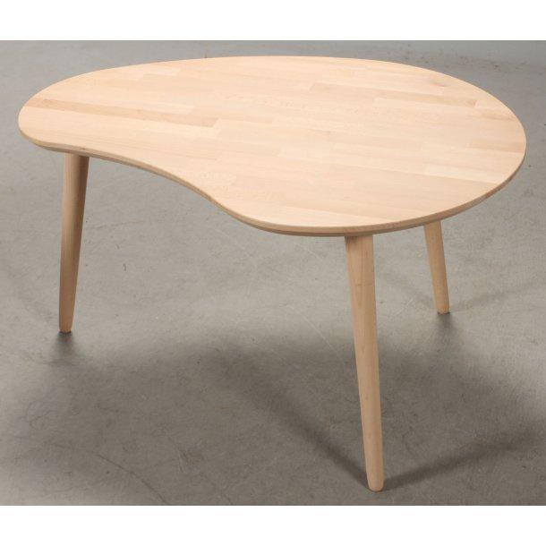 Lumber - sofabord i massiv bøg, paletform 89 x 66 cm