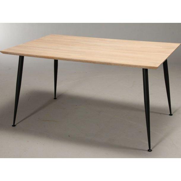 Lumber - rektangulær spisebord, massiv eg