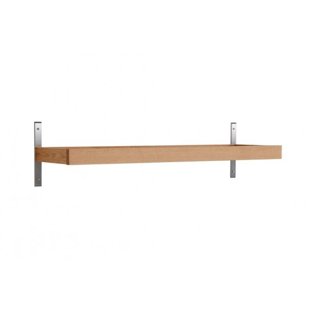 Kalmar  - skohylde, vægmodel, 80 cm