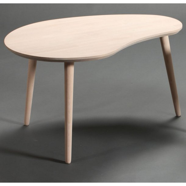 Lumber - sofabord i massiv bøg, paletform 74 x 55 cm