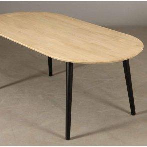 Lumber - rundt spisebord, massiv bøg - Spiseborde - Zity1.dk